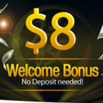 No deposit bonus $8 from DaFa Poker
