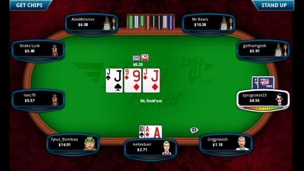 Top list of mobile poker client for iOS devices | PokerNavi