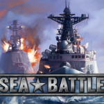 Online Sea battle game on money