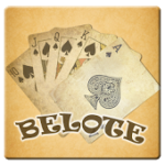 Online Belote game on money