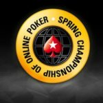 Spring Championship of Online Poker(SCOOP) 2017 at PokerStars
