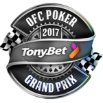 OFC Grand Prix 2017 races at TonyBet Poker