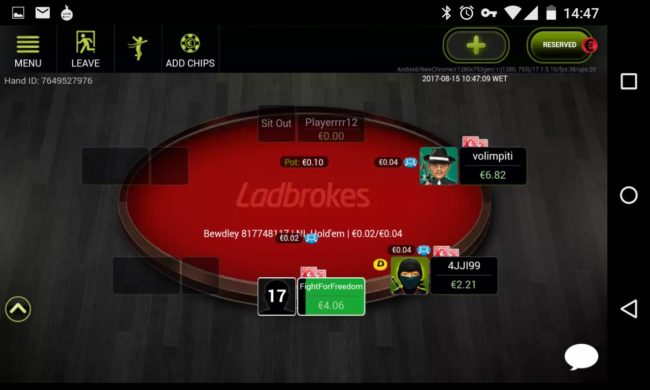 Ladbrokes poker android download play casino slot games for free online
