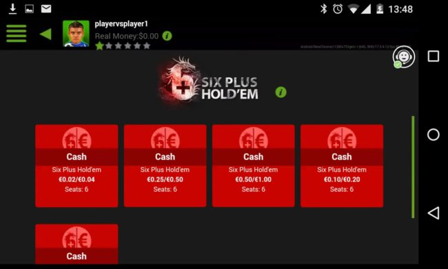Texas holdem poker 3d android