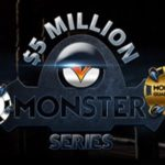 Monster Series Festival at Partypoker with guarantee of $5 million