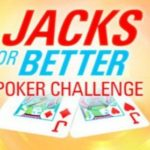 Jacks or better challenge at PokerStars