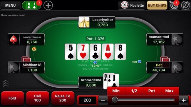 Pokerstars pa tournament leaderboard