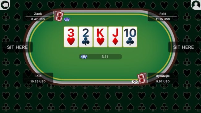1xbet Poker mobile application for iOS devices | PokerNavi