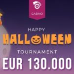 130,000 EUR Happy Halloween tournament at VBet Casino